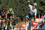 Alexey Lutsenko (KAZ) Astana Pro Team wins Stage 4 of the 54th Presidential Tour of Turkey 2018, running 206.9km from Marmaris to Sel&ccedil;uk, Turkey. 12th October 2018.<br /> Picture: Brian Hodes/VeloImages | Cyclefile<br /> <br /> <br /> All photos usage must carry mandatory copyright credit (&copy; Cyclefile | Brian Hodes/VeloImages)