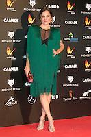 Elena Anaya attends the Feroz Cinema Awards 2015 at Las Ventas, Madrid,  Spain. January 25, 2015.(ALTERPHOTOS/)Carlos Dafonte) /NortePhoto<br /> <br /> nortePhoto.com