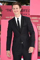 "Ansel Elgort<br /> at the ""Baby Driver"" premiere, Cineworld Empire Leicester Square, London. <br /> <br /> <br /> ©Ash Knotek  D3285  21/06/2017"