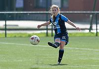 Zulte C - Club Brugge B : Dames Club Brugge B kampioen in 1ste provinciale met Chinouk Note<br /> Foto David Catry | Sportpix.be