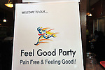 Feel Good Party - March 6