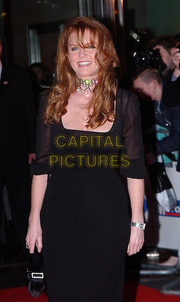 SARAH FERGUSON.Daily Mirror Pride Of Britain Awards, London Hilton Hotel, Park Lane.15th March 2004.half length, half-length .www.capitalpictures.com.sales@capitalpictures.com.©Capital Pictures