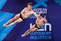 Glasgow 2018 Diving - 10 Aug 2018