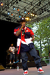 Rakim, EPMD and FunkMaster Flex at Central Park SummerStage