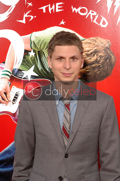 Michael Cera<br />