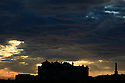 Sunrise over the R&A Clubhouse at St Andrews. <br /> Picture Credit / Phil Inglis