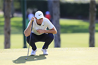 Lucas Bjerregaard (DEN) during Wednesday's Pro-Am of the 2018 Turkish Airlines Open hosted by Regnum Carya Golf &amp; Spa Resort, Antalya, Turkey. 31st October 2018.<br /> Picture: Eoin Clarke | Golffile<br /> <br /> <br /> All photos usage must carry mandatory copyright credit (&copy; Golffile | Eoin Clarke)