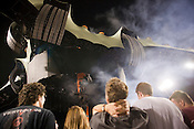 U2's Worldwide 360° Concert Tour brought the biggest touring stage ever created to Carter-Finely Stadium in Raleigh, N.C., for a performance on Saturday, Oct. 3, 2009.