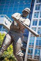 Padres Baseball Hall of Fame Outfielder Tony Gwynn