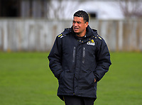 Wellington assistant coach Andrew Bell during the Mitre 10 Cup preseason rugby match between the Wellington Lions and Manawatu Turbos at Otaki Domain in Otaki, New Zealand on Sunday, 6 August 2017. Photo: Dave Lintott / lintottphoto.co.nz