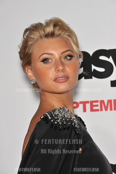 "Aly Michalka at the premiere of her new movie ""Easy A"" at Grauman's Chinese Theatre, Hollywood..September 13, 2010  Los Angeles, CA.Picture: Paul Smith / Featureflash"