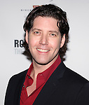 James Barbour attending the Roundabout Theatre Company's One Night Only Benefit Cast Party for 'Assassins' at Studio 54 in New York City. December 3, 2012.