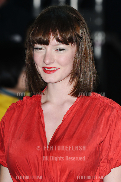 "Dakota Blue Richards arriving for the ""Life of Pi"" premiere at the Empire, Leicester Square, London. 03/12/2012 Picture by: Steve Vas / Featureflash"