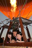 20120103 Hot Air Balloon Cairns 03 January