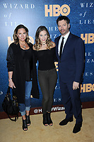 www.acepixs.com<br /> May 11, 2017  New York City<br /> <br /> Jill Goodacre, Harry Connick Jr attending the 'The Wizard Of Lies' New York Premiere at The Museum of Modern Art on May 11, 2017 in New York City. <br /> <br /> Credit: Kristin Callahan/ACE Pictures<br /> <br /> <br /> Tel: 646 769 0430<br /> Email: info@acepixs.com
