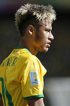 Neymar (BRA), JUNE 28, 2014 - Football / Soccer : FIFA World Cup Brazil 2014 round of 16 match between Brazil and Chile at the Mineirao Stadium in Belo Horizonte, Brazil. (Photo by AFLO)