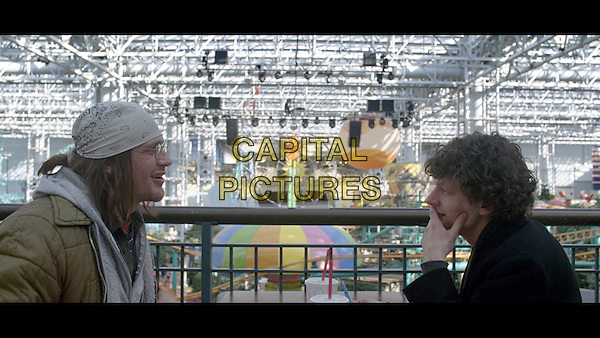 The End of the Tour (2015) <br /> Jason Segel, Jesse Eisenberg<br /> *Filmstill - Editorial Use Only*<br /> CAP/KFS<br /> Image supplied by Capital Pictures