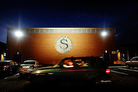People arrive to Sayreville's school to hold a Board of Education meeting for discussing the continuity of the coaches involved in scandal of sexual assault by the school's football team in Parlin, New Jersey 10.21.2014. Photo by Eduardo MunozAlvarez/VIEWpress