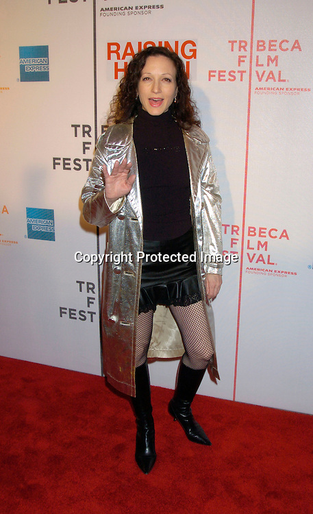 "Bebe Neuwirth ..at the Opening Night of The Tribeca Film Festival screening of ""Raising Helen"" on May 1, 2004 at the ..Tribeca Performing Arts Center. ..Photo By Robin Platzer, Twin Images.."