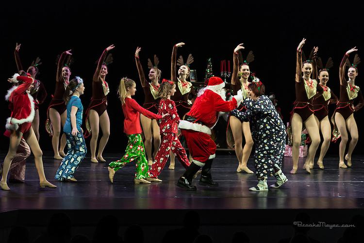 "3D Project Jazz Company, ""All Wrapped Up"", Friday Evening, 14 Dec. 2012, Cary Arts Center, Cary, North Carolina."