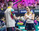 29/10/17 Fast5 2017<br /> Fast 5 Netball World Series<br /> Hisense Arena Melbourne<br /> <br /> <br /> <br /> <br /> <br /> <br /> <br /> Photo: Grant Treeby