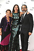 Angela Mastropietro, Jill Hennessy &amp; Paolo Mastropietro attend the Metropolitan Opera Season Opening Night 2018 on September 24, 2018 at The Metropolitan Opera House, Lincoln Center in New York, New York, USA.<br /> <br /> photo by Robin Platzer/Twin Images<br />  <br /> phone number 212-935-0770
