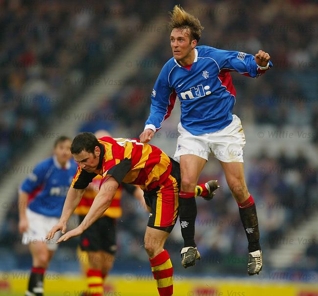 Fernando Ricksen, Rangers
