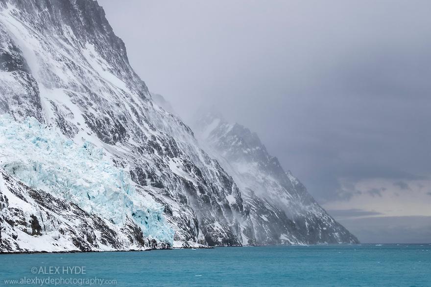 Drygalski Fjord, South Georgia. November.
