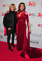 NEW YORK, NY - February 8: Marc Bouwer ,Kathy Ireland attends the Red Dress / Go Red For Women Fashion Show at Hammerstein Ballroom on February 8, 2018 in New York City Credit: John Palmer / Media Punch