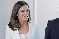MAY 16 Queen Letizia attends a Meeting with the Foundation for Help Against Drug Addiction
