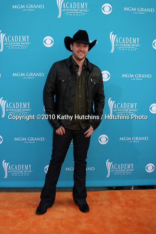 Chris Young.arrives at the Academy of Country Music Awards 2010.MGM Garden Arena.Las Vegas, NV.April 18, 2010.©2010 Kathy Hutchins / Hutchins Photo....