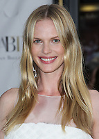 NEW YORK CITY, NY, USA - MAY 12: Anne Vyalitsyna at the American Ballet Theatre 2014 Opening Night Spring Gala held at The Metropolitan Opera House on May 12, 2014 in New York City, New York, United States. (Photo by Celebrity Monitor)