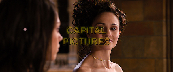 Mila Kunis, Tuppence Middleton<br /> in Jupiter Ascending (2015) <br /> *Filmstill - Editorial Use Only*<br /> CAP/NFS<br /> Image supplied by Capital Pictures