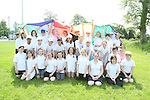 6th Class at Donacarney Girls NS Sports Day at Pilltown Club House...Photo NEWSFILE/Jenny Matthews.(Photo credit should read Jenny Matthews/NEWSFILE)....This Picture has been sent you under the condtions enclosed by:.Newsfile Ltd..The Studio,.Millmount Abbey,.Drogheda,.Co Meath..Ireland..Tel: +353(0)41-9871240.Fax: +353(0)41-9871260.GSM: +353(0)86-2500958.email: pictures@newsfile.ie.www.newsfile.ie.FTP: 193.120.102.198.