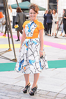 Jamie Winstone at the Royal Academy of Arts Summer Exhibition 2015 at the Royal Academy, London. <br /> June 3, 2015  London, UK<br /> Picture: Dave Norton / Featureflash