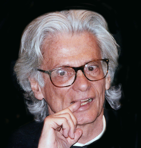 Richard Avedon Undated<br /> Photo By John Barrett/PHOTOlink/MediaPunch
