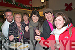 Kevin Dundon : Attending the cookery demonstration by celebrity chef Kevin Dundon at Garvey's Supervalue in Listowel on Wednesday in aid of Listowel hospice were Kevin Dundon, Hilda Doody, Mary McElligott, Lisa doody, Eileen Somers & Evelyn O'Connell.