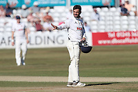 Essex skipper Ryan ten Doeschate during Essex CCC vs Somerset CCC, Specsavers County Championship Division 1 Cricket at The Cloudfm County Ground on 27th June 2018