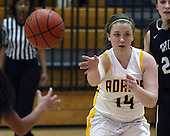 Troy at Rochester Adams, Girls Varsity Basketball, 01082015