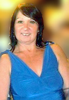 "Pictured: Handout of Andrea Lewis<br /> Re: A man has been jailed for eight years for killing an ex-girlfriend who was found with 41 different injuries.<br /> Andrea Lewis, 51, was found dead at a property on Fairyland Road, Tonna, Neath, on 30 January with injuries to her skull and torso.<br /> Rhys Hobbs, 46, of Tonna, was due to stand trial for murder but pleaded guilty to manslaughter last month.<br /> On Thursday, he was jailed at Swansea Crown Court for the ""violent and protracted"" attack.<br /> The court heard Ms Lewis had been stamped on following a drunken row.<br /> In the weeks running up to her death, she was covered in bruises and had a black eye - but told friends she had fallen."