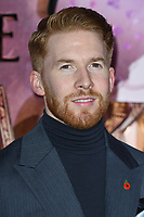 "Neil Jones<br /> arriving for the European premiere of ""The Nutcracker and the Four Realms"" at the Vue Westfield, White City, London<br /> <br /> ©Ash Knotek  D3458  01/11/2018"