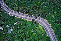 Estada em Jacarepaguá, Rio de Janeiro. 2003. Foto de Ricardo Azoury.