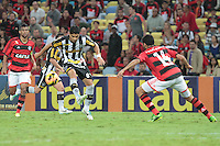 RIO DE JANEIRO; RJ; 28 DE JULHO 2013 -  Renato do Botafogo durante partida contra o Flamengo jogo pela nona rodada do Campeonato Brasileiro no Estádio do Maracanã neste domingo, 28. (Foto. Néstor J. Beremblum / Brazil Photo Press).