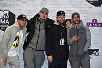 Kurupt FM<br /> MTV EMA Awards 2017 in Wembley, London, England on November 12, 2017<br /> CAP/PL<br /> &copy;Phil Loftus/Capital Pictures