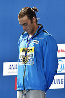 PALTRINIERI Gregorio ITA Gold Medal Men's 1500m Freestyle <br /> Day17 09/08/2015 Kazan Arena <br /> Swimming Nuoto <br /> XVI FINA World Championships Aquatics  <br /> Kazan Tatarstan RUS <br /> Photo Andrea Staccioli/Deepbluemedia/Insidefoto