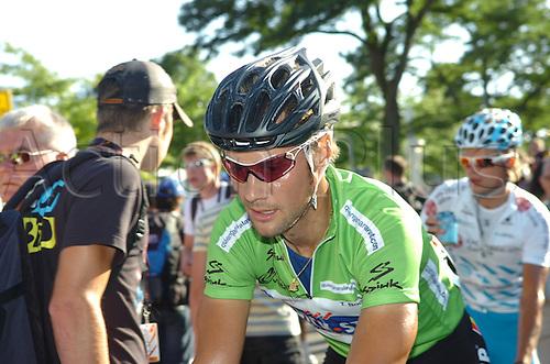 31st August 2009, Vuelta a Espana, stage 03 Zutphen - Venlo, Quick Step, Boonen Tom, Venlo. Photo: Stefano Sirotti/Actionplus.