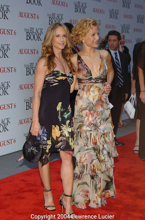 Holly Hunter, Brittany Murphy