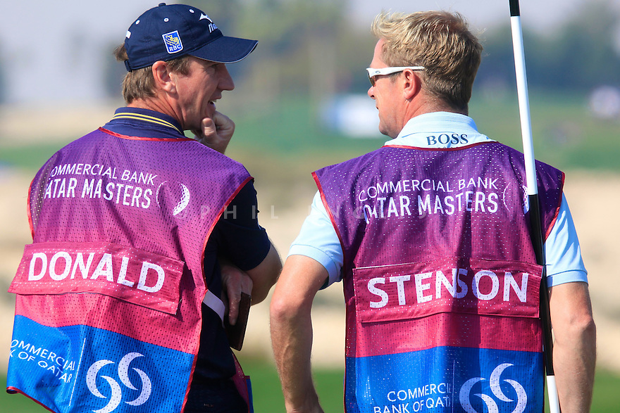 Commercial Bank Qatar Masters 2014 (Picture Credit / Phil Inglis)