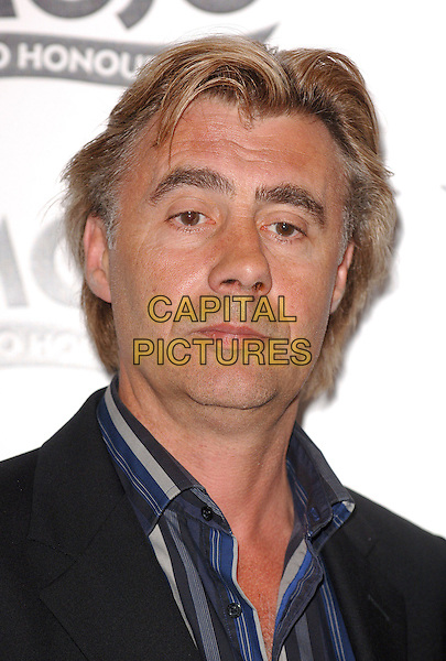 GLEN MATLOCK.The MOJO Honours List Ceremony, The Brewery,London, England..June 18th , 2007.headshot portrait .CAP/BEL.©Belcher/Capital Pictures