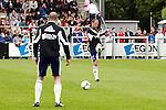 ,Nederland, Amsterdam, 27 juni 2012.Seizoen 2012/2013.Eerste Training Ajax 2012.Frank de Boer trainer-coach van Ajax
